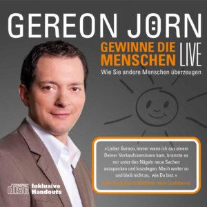Gewinne die Menschen! Live CD