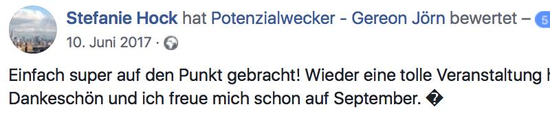 FB Kommentar