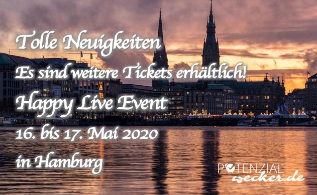Hamburg – weitere Tickets erhältlich