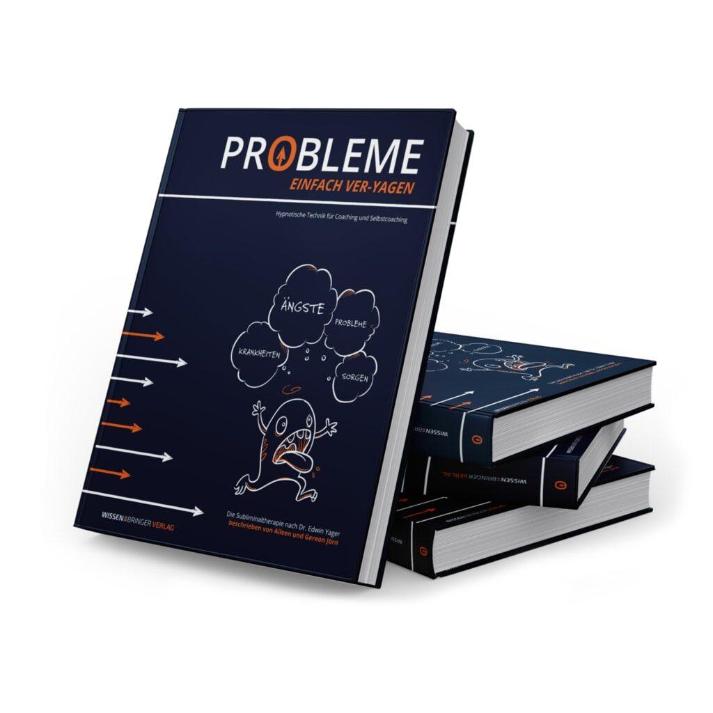 Buch Probleme Einfach Veryagen Stapel
